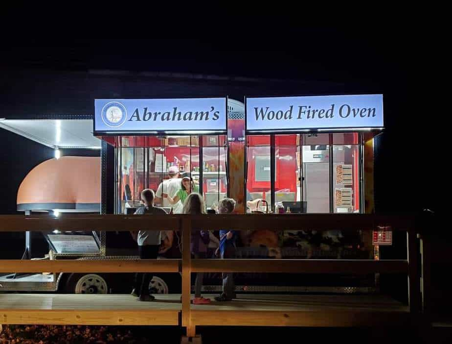 Abraham's Wood Fired Oven