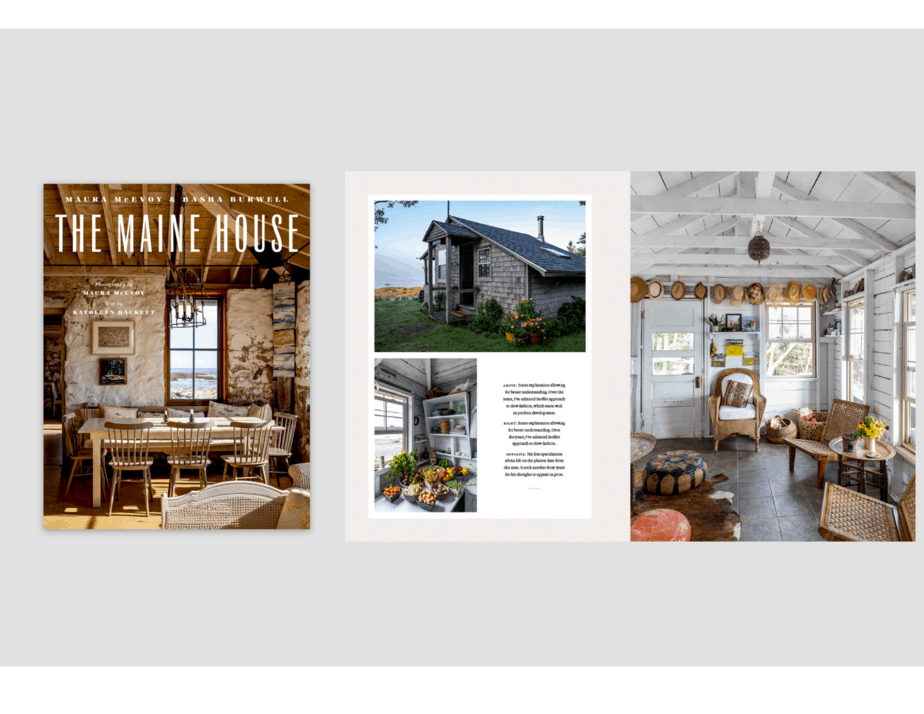 The Maine House Book Signing and Barn Supper at Turner Farm