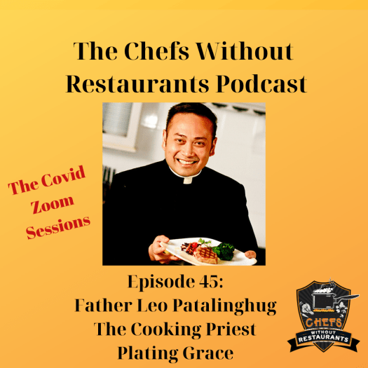 the cooking priest father leo patalinghug
