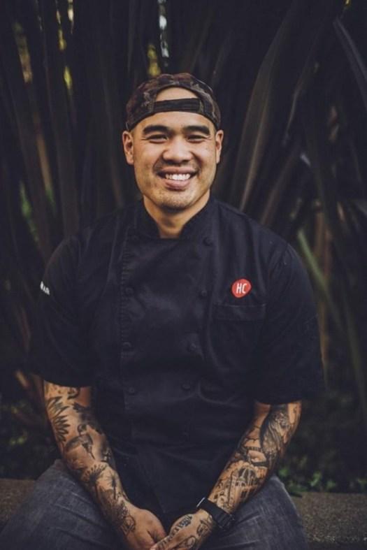 chef Tu David Phu