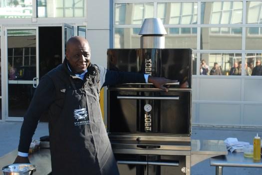 Research Chef Shola Olunyolo of Studio Kitchen