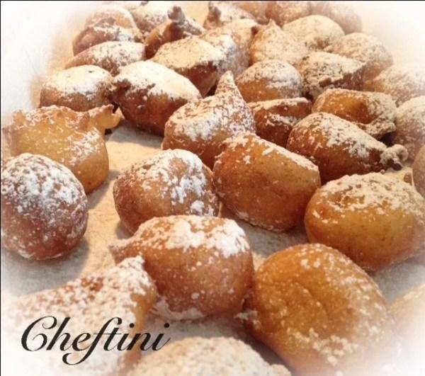 Italian Ricotta Doughnuts