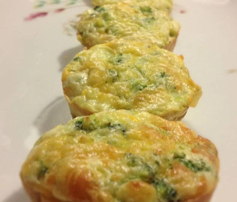 Broccoli Cupcakes