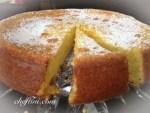Ricotta Cake with Lemon