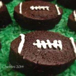 Wilton Football Cupcake Pan