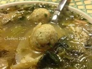 Parmesan Dumplings