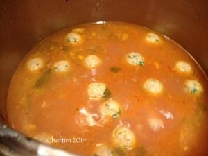 dumplings in brodo