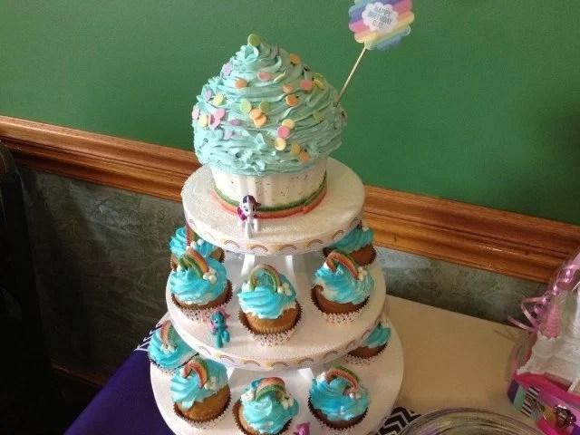 Airhead xtremes Rainbow Cupcakes 2