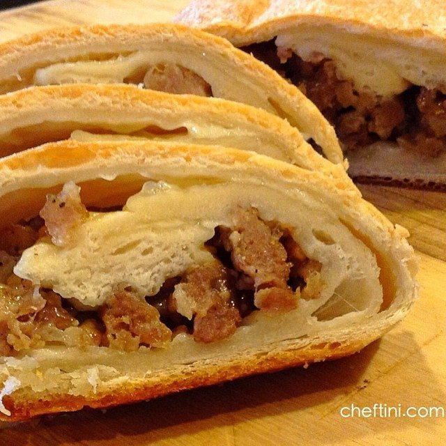 Sausage Bread – An Easy Recipe