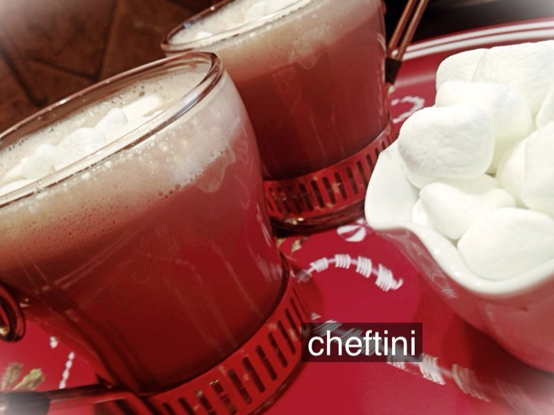 Homemade Hershey's Hot Cocoa Recipe