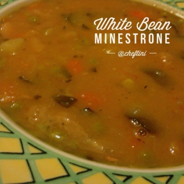 White Bean Minestrone