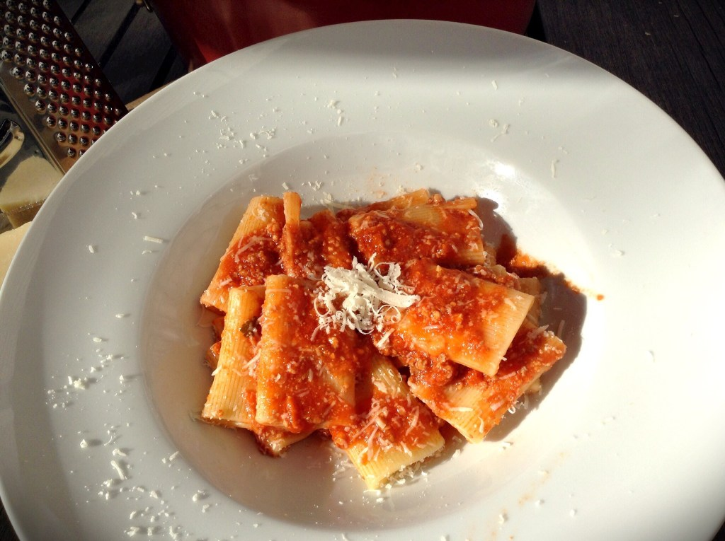 Bolognese Style Meat Sauce