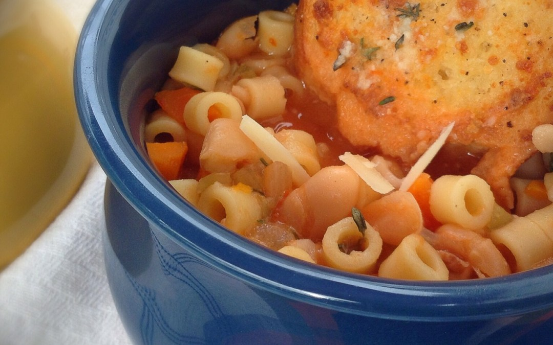 Pasta e Fagioli – Pasta and Beans