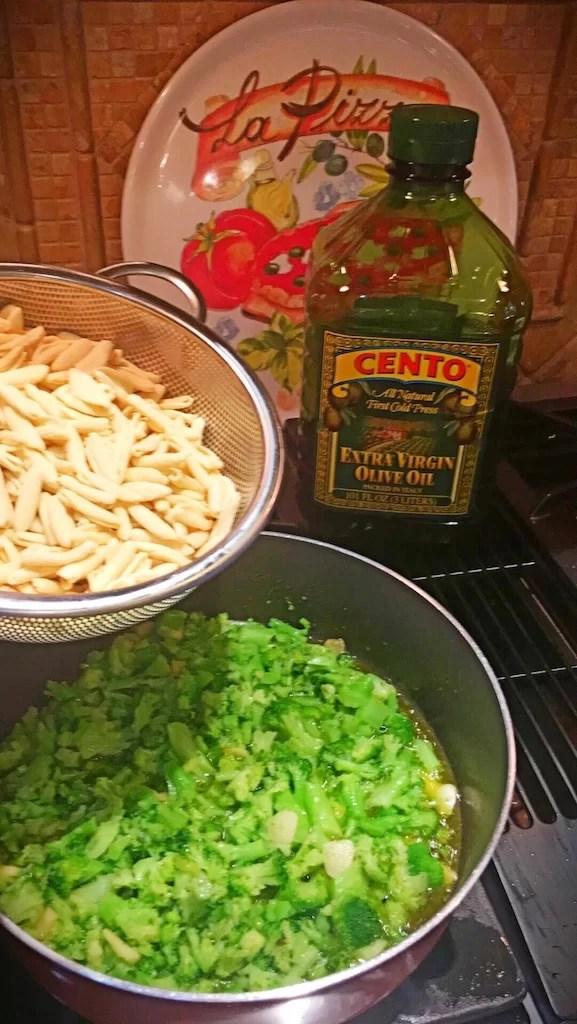 Pasta and Broccoli