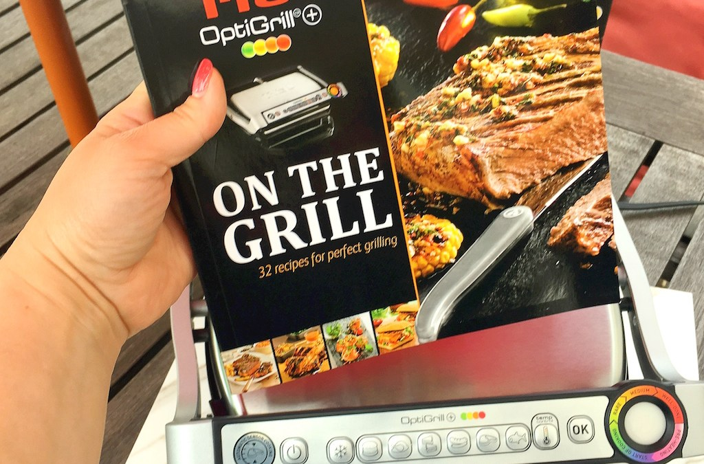 Optigrill + by T-fal