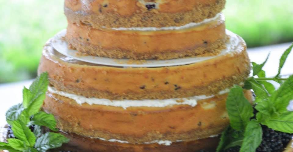Naked Cheesecake