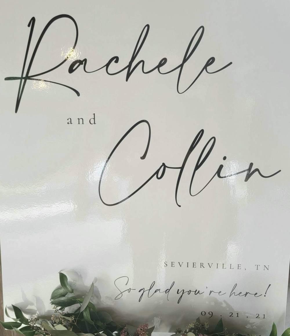 The Trillium Venue Rachele and Collin