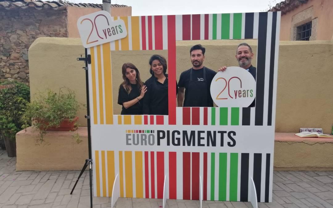 Super evento para Europigments