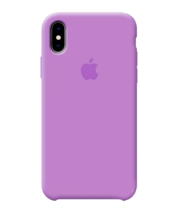 Чехол Apple Silicone Case для iPhone X/XS