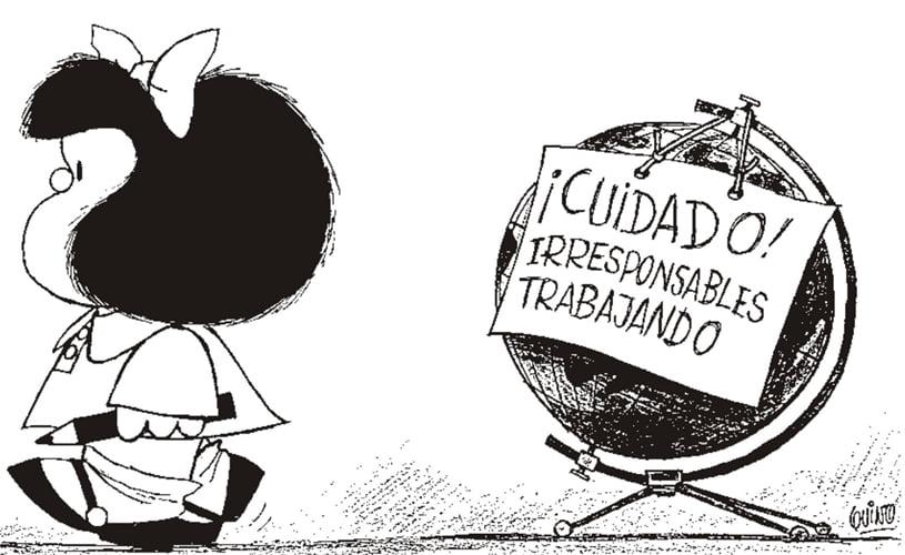 Mafalda e a História