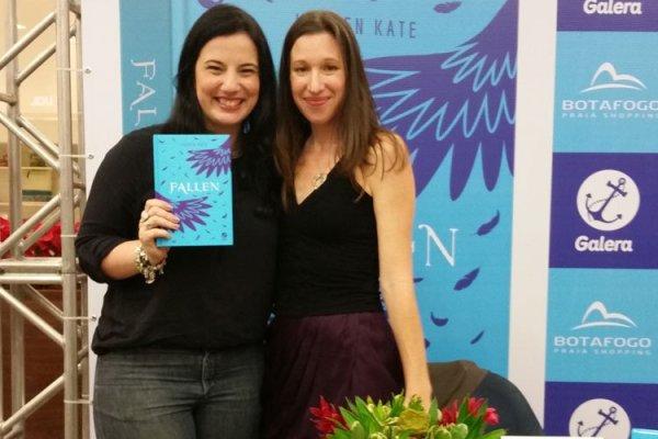 Lauren Kate – o reencontro