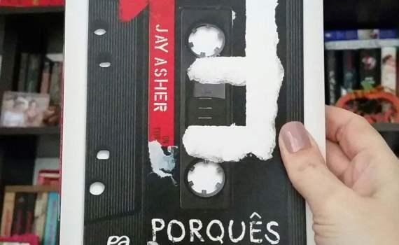 Capa do livro Os 13 porquês
