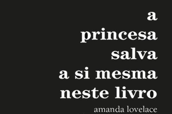 A princesa salva a si mesmo nesse livro