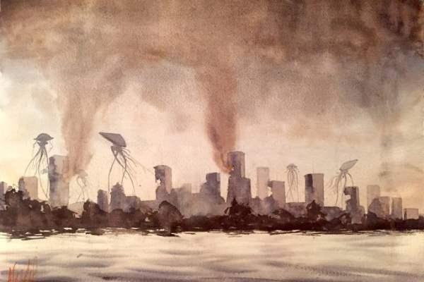Guerra dos Mundos – 80 anos