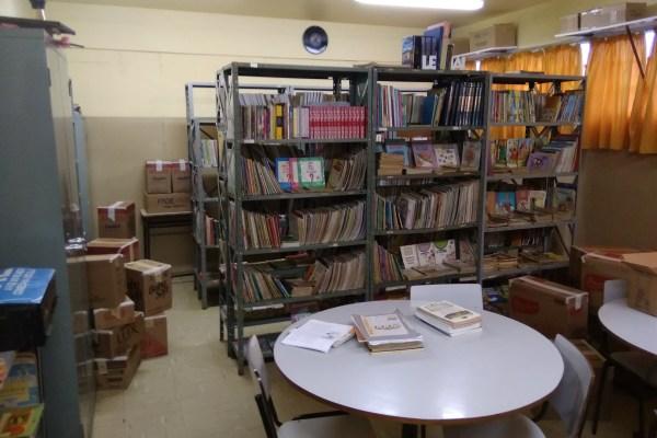 Doação de livros: a saga