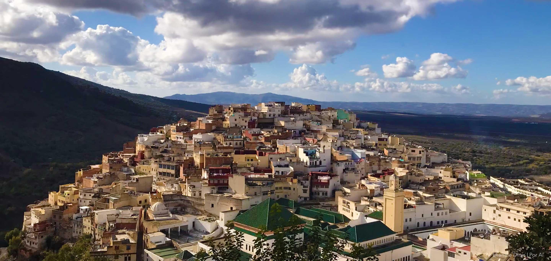 Moulay-Idriss,-a-cidade-sagrada-de-Marrocos