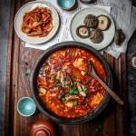 Vegan Sundubu Jjigae (Soft Tofu Stew)