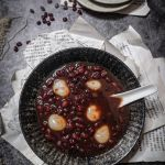 Sweet Red Bean Soup (with Tang Yuan)