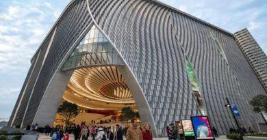 В Гонконге откроется новый оперный театр