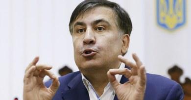 Саакашвили назвал цель возвращения в Киев