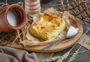 Рецепт для воскресного завтрака: ачма с сыром