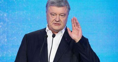 Порошенко обвинили в выводе восьми миллиардов долларов с Украины