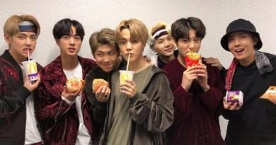 BTS помогла McDonald's резко увеличить прибыль