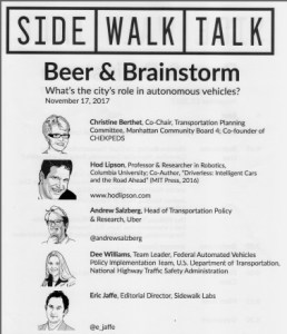 Sidewalktak