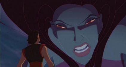 eris, the greek goddess of discord or chaos