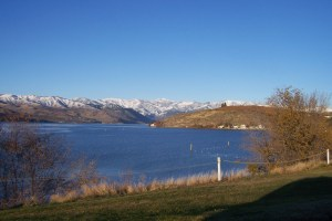 Lake Chelan from Don Morse Park
