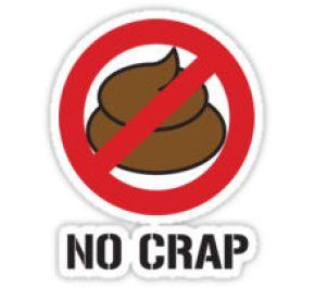 no-crap