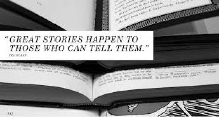 great story quote
