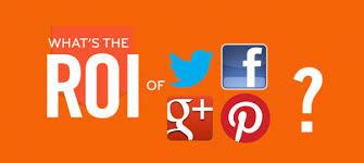 Still think there's no ROI on social media?