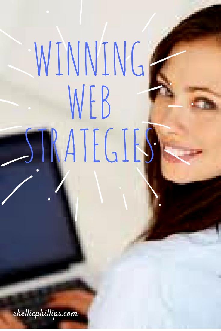 Winning web strategies