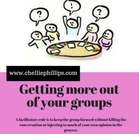 Getting more out of your groups