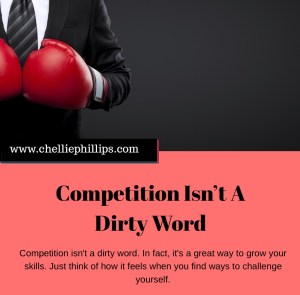 Competition Isn't A Dirty Word
