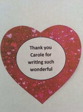 carole heart