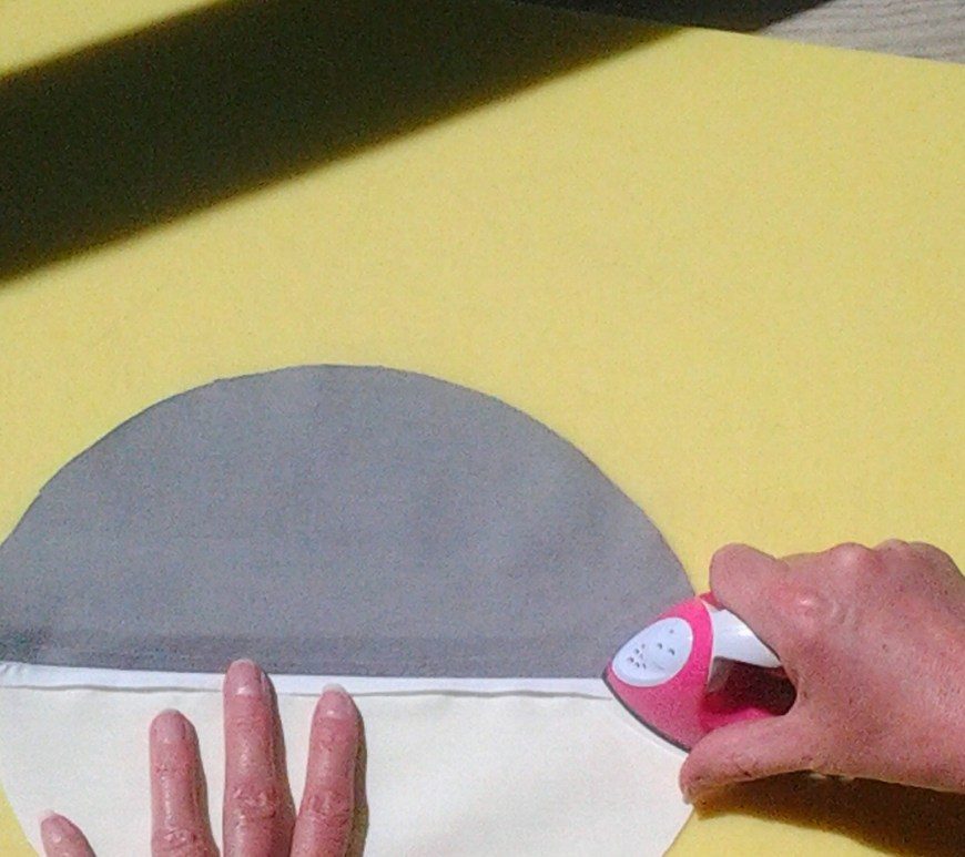 Picture of Hands Ironing