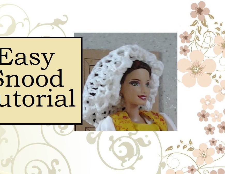 Easy Snood Tutorial Featured Image