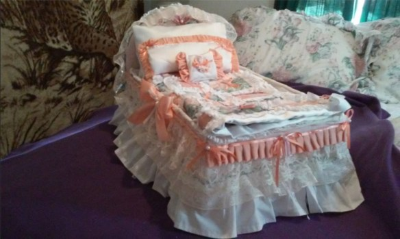Image of Doll Bed by Katina Boswell (Used With Permission)
